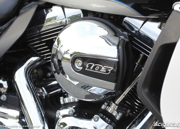 Silnik Harley Davidson Electra Glide Ultra Classic MY 2014