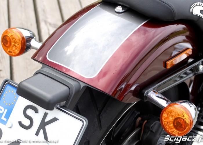 Blotnik Harley Davidson Street Bob Special Edition