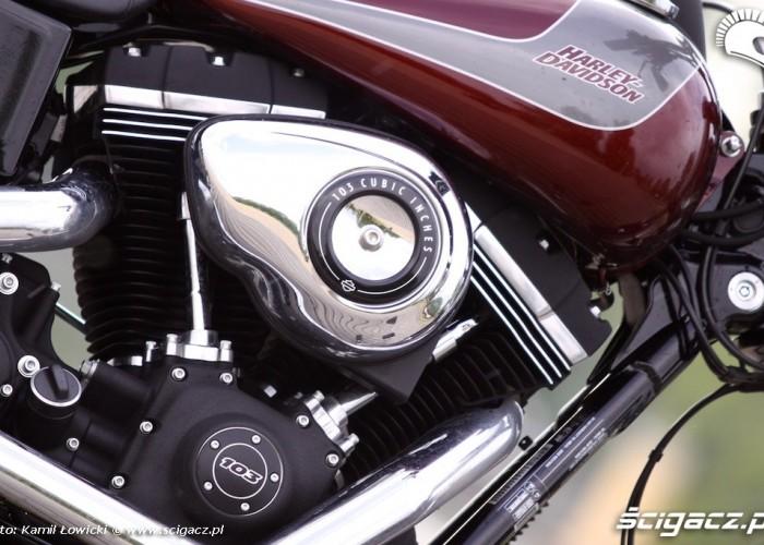 Filtr powietrza Harley Davidson Street Bob Special Edition