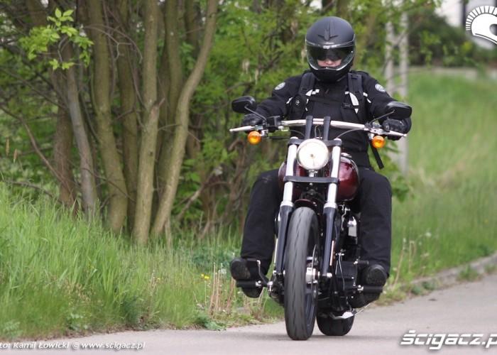 Harley Davidson Street Bob Special Edition 2014