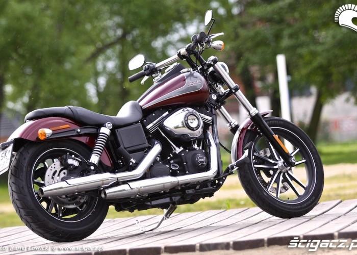 Harley Davidson Street Bob Special Edition 2014 FXDBB