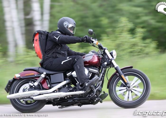 Jazda Harley Davidson Street Bob Special Edition 2014