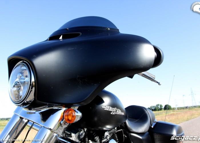 H D Street Glide 2014 owiewka Batwing