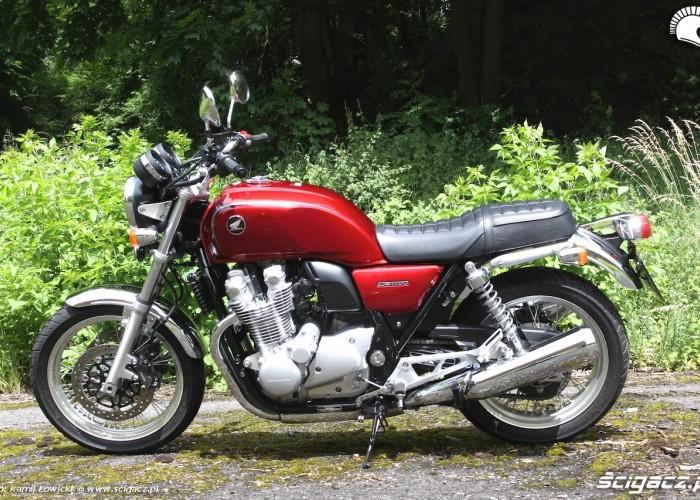 Honda Cb 1100 bok