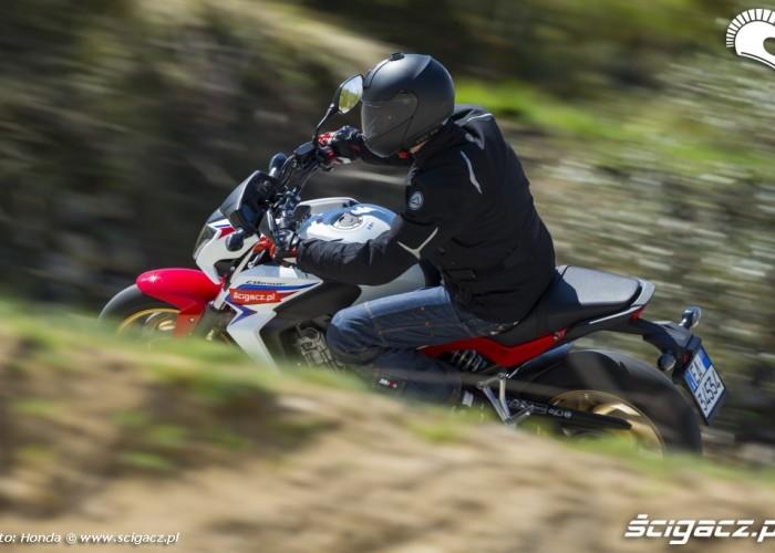 Nowa Honda CB650F 2014