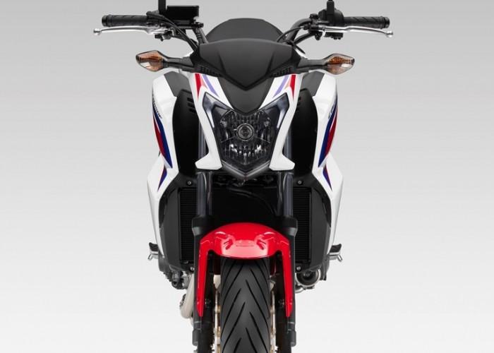 Przod Honda CB650F 2014