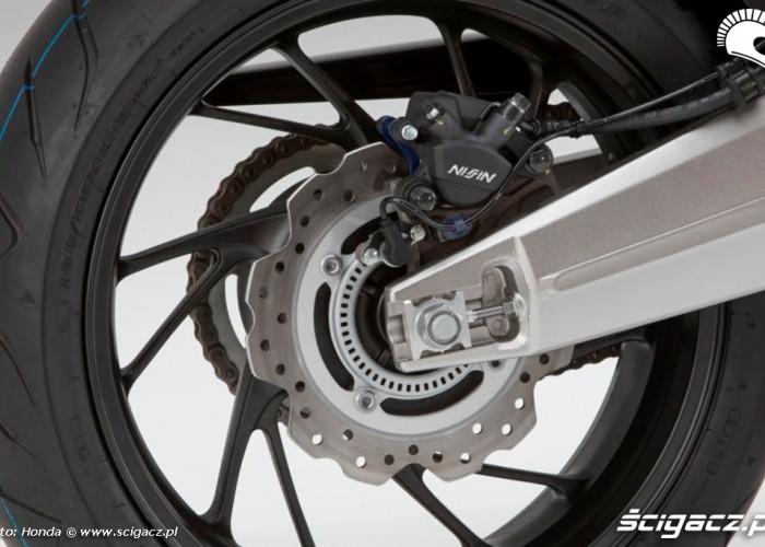 Rear disks1