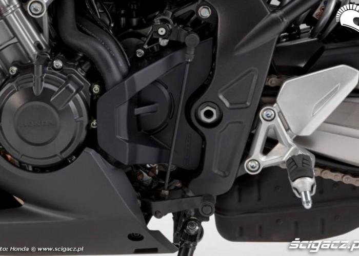 Szczegoly Honda CB650F 2014