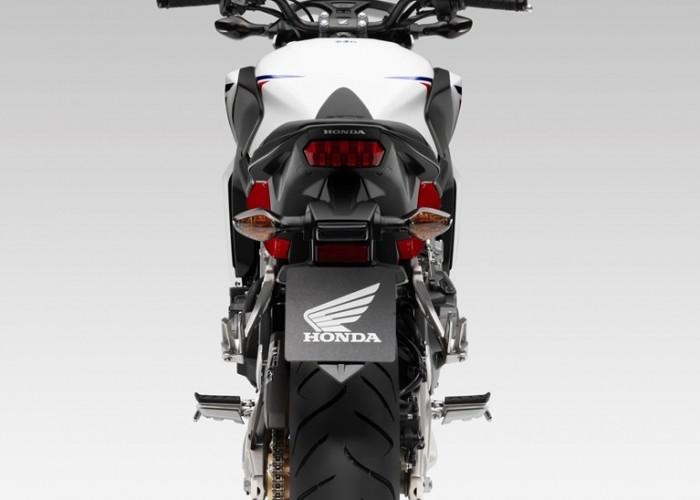 Tyl Honda CB650F 2014
