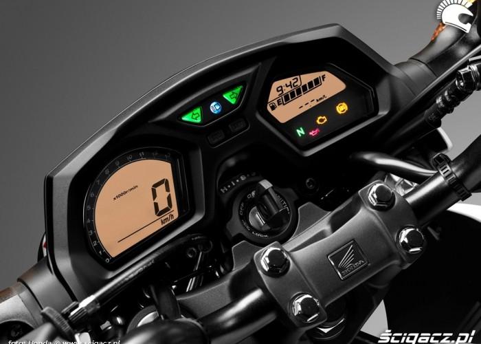 Zegary Honda CB650F 2014