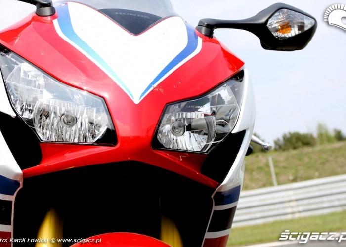 Czacha Honda CBR 1000 RR SP