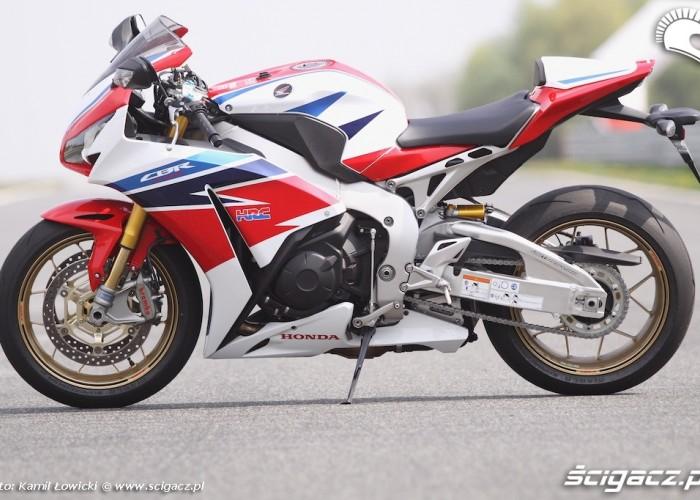 Honda CBR 1000 RR SP 2014