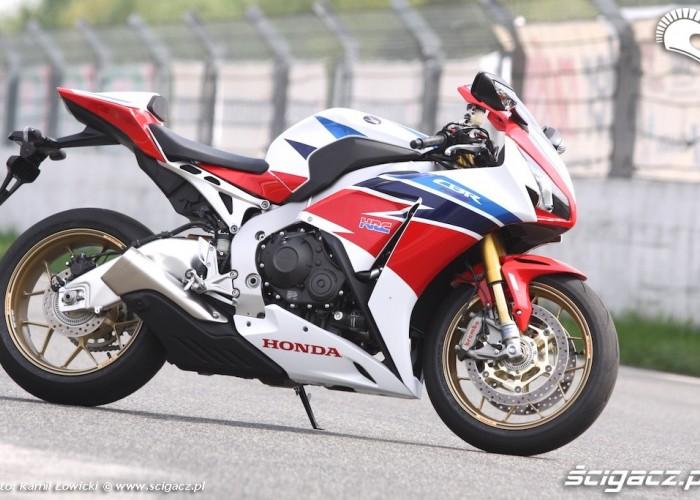Honda CBR 1000 RR SP 2014 prawy bok