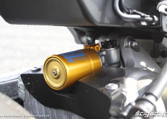Honda CBR 1000 RR SP Ohlins