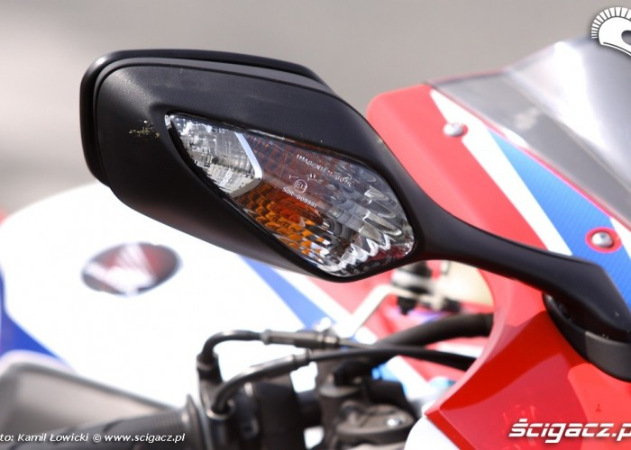 Honda CBR 1000 RR SP lusterka