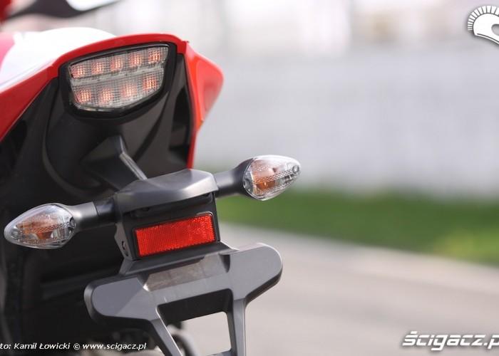Lampa Honda CBR 1000 RR SP