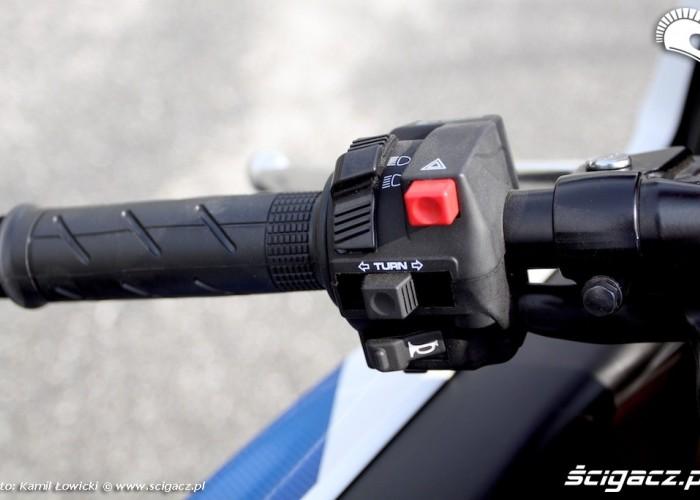 Lewa kierownica Honda CBR 1000 RR SP