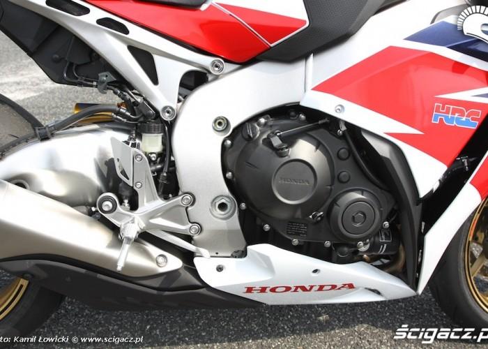 Silnik Honda CBR 1000 RR SP