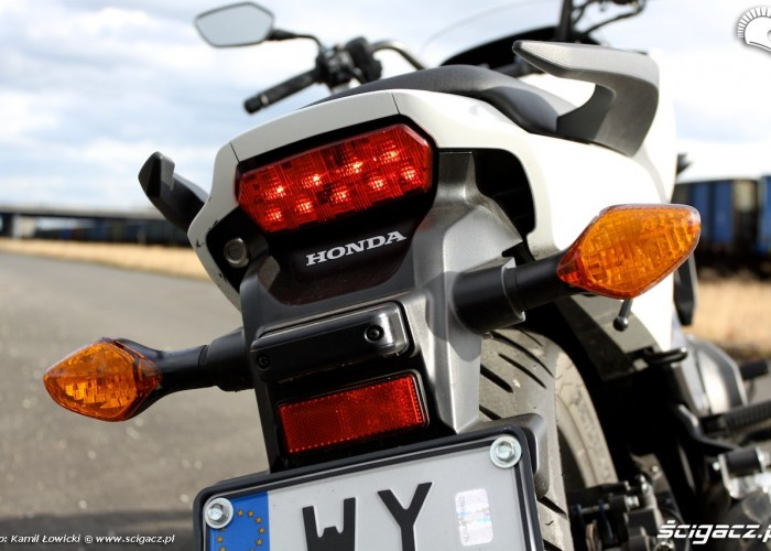 Lampa Honda CTX700