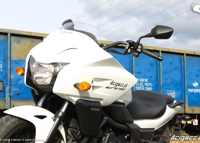 Lampa Nowa Honda CTX700