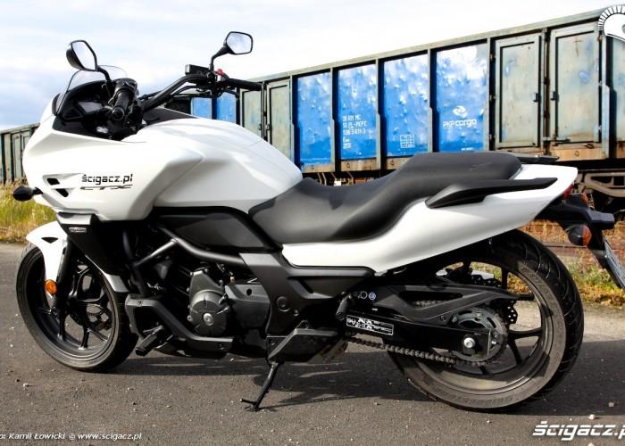 Linia Nowa Honda CTX700