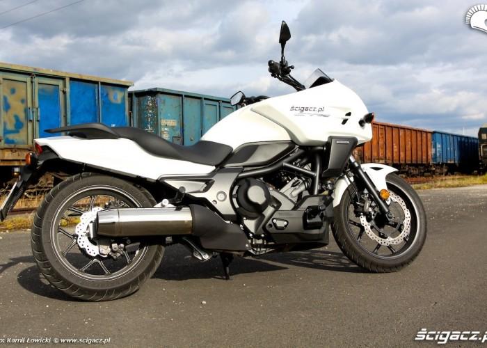 Nowa Honda CTX700