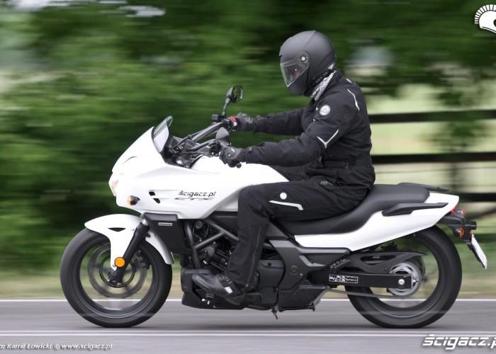 Nowa Honda CTX700 2014