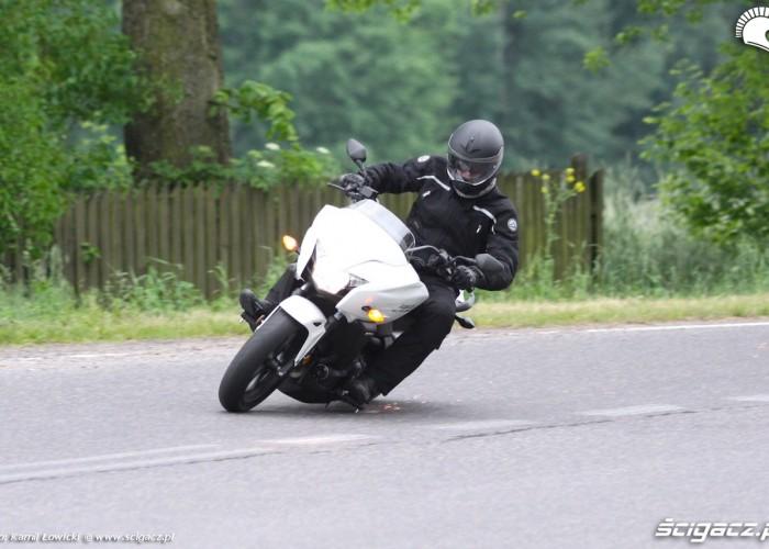 Zlozenie Nowa Honda CTX700 2014