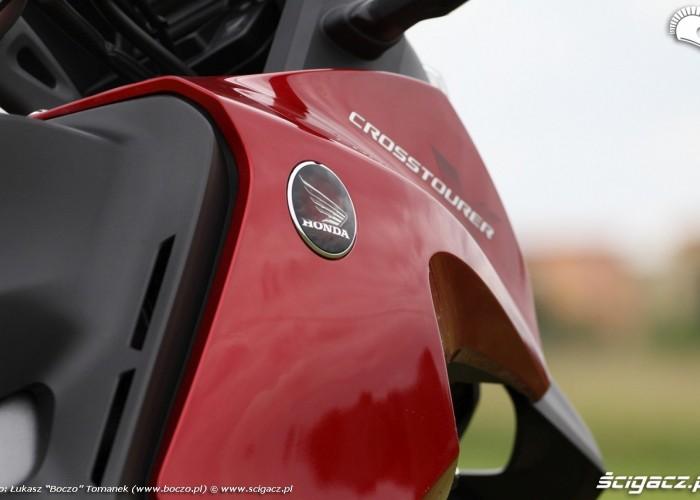Honda Crosstourer DCT logo