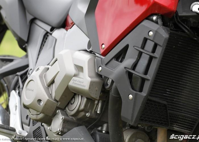 silnik Honda Crosstourer DCT