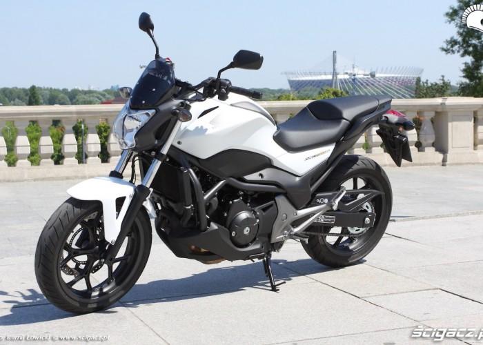 Honda NC750S ABS DCT