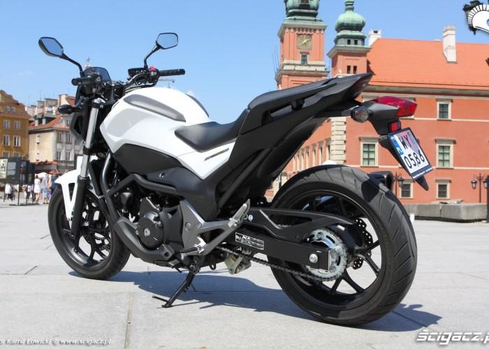 Honda NC750S ABS DCT Starowka
