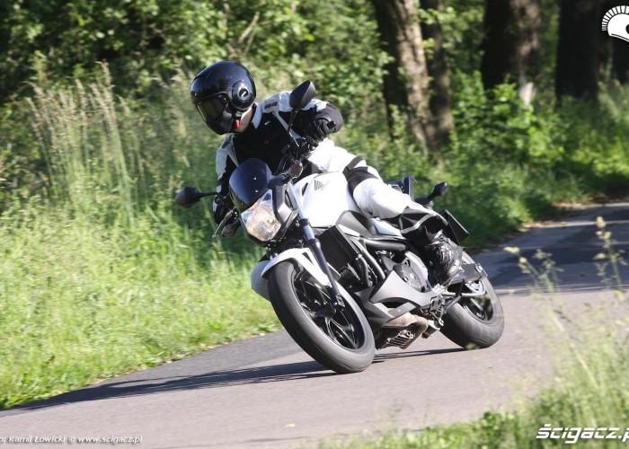 Jazda Honda NC750S ABS