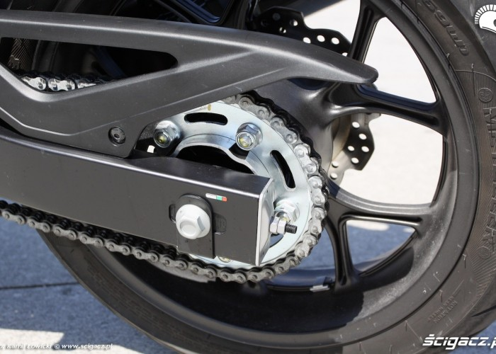 Lancuch napedowy Honda NC750S