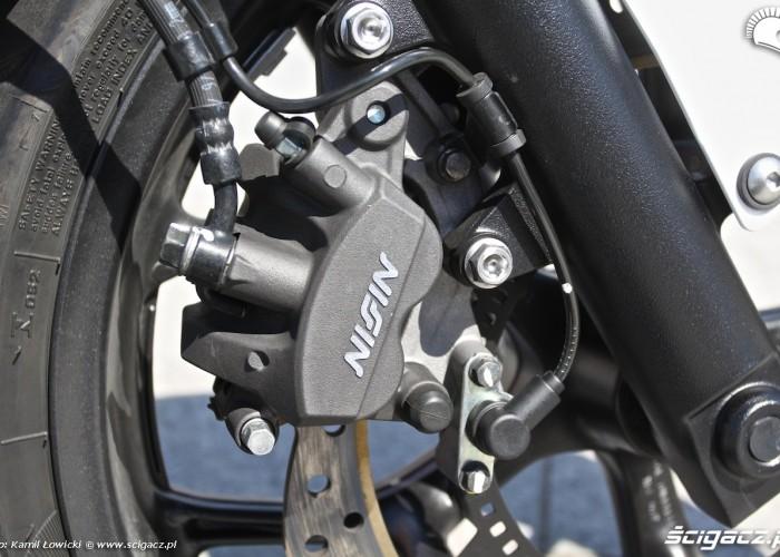 Zacisk Honda NC750S