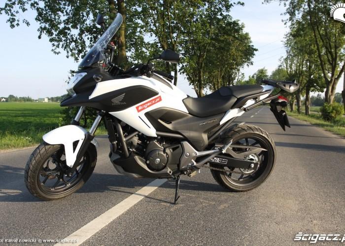 Honda NC 750 X 2014 nowa