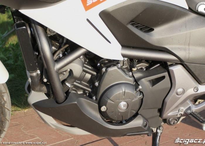 Honda NC 750 X Naped