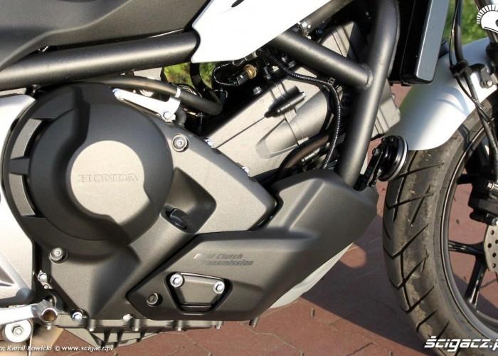 Honda NC 750 X silnik