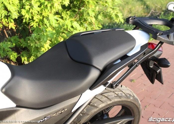 Siodlo Honda NC 750 X