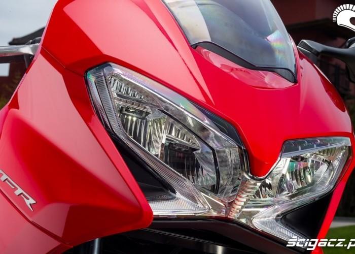 Lampy Honda VFR 800 2014