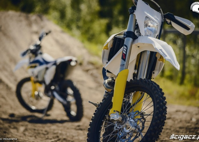 Enduro Husqvarna 2015 new