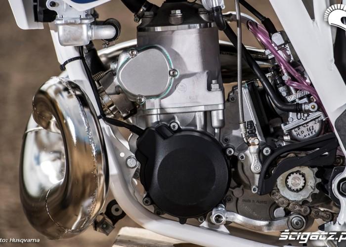 250 2T MX 2015 Husqvarna