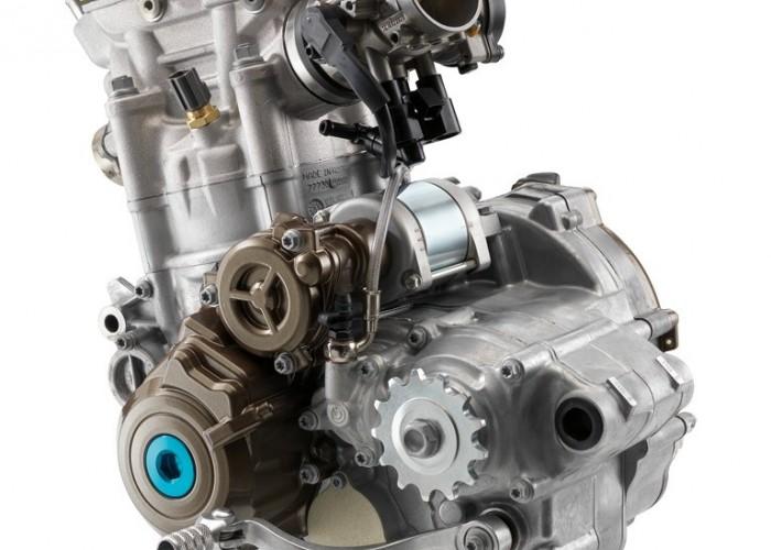 FC 250 Engine