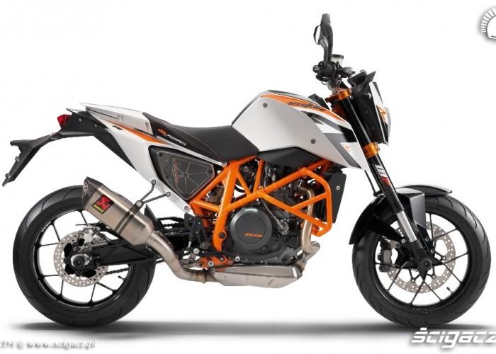 Nowy KTM 690 Duke R 2014