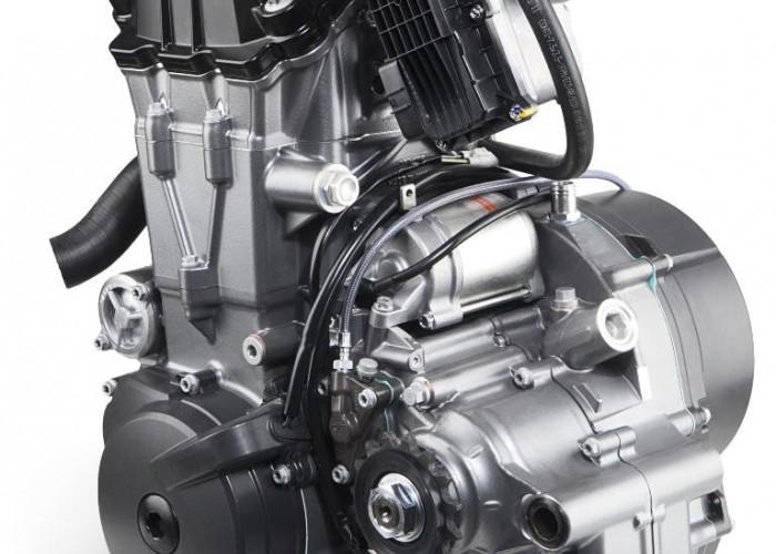 silnik KTM