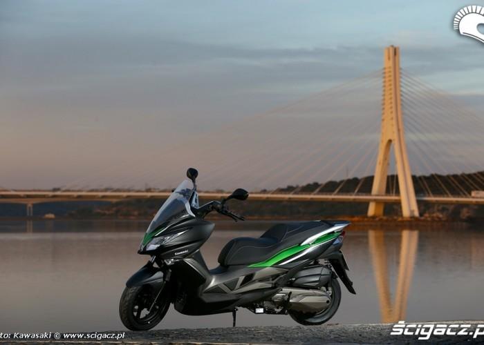 Kawasaki J300 2014 profil