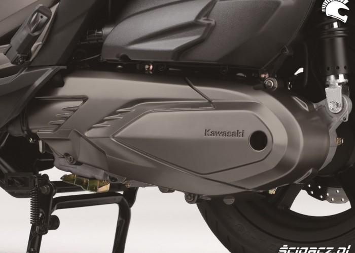 Oslona silnika Kawasaki J300