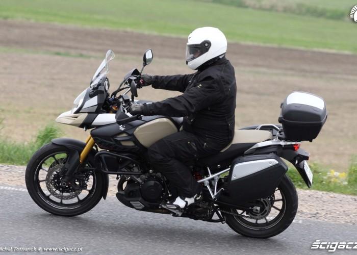 dynamika Suzuki DL1000