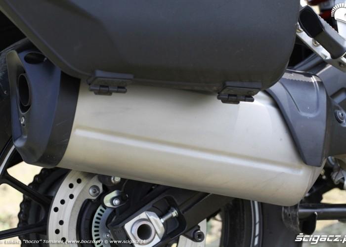 uklad wydechowy Suzuki