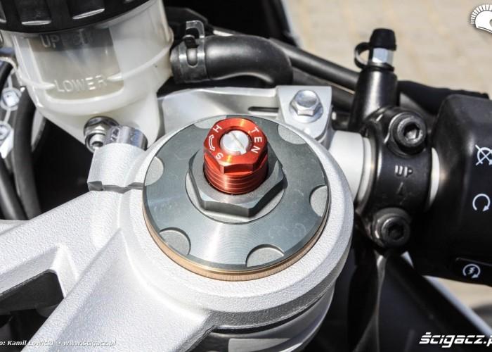 Daytona 675 widelec